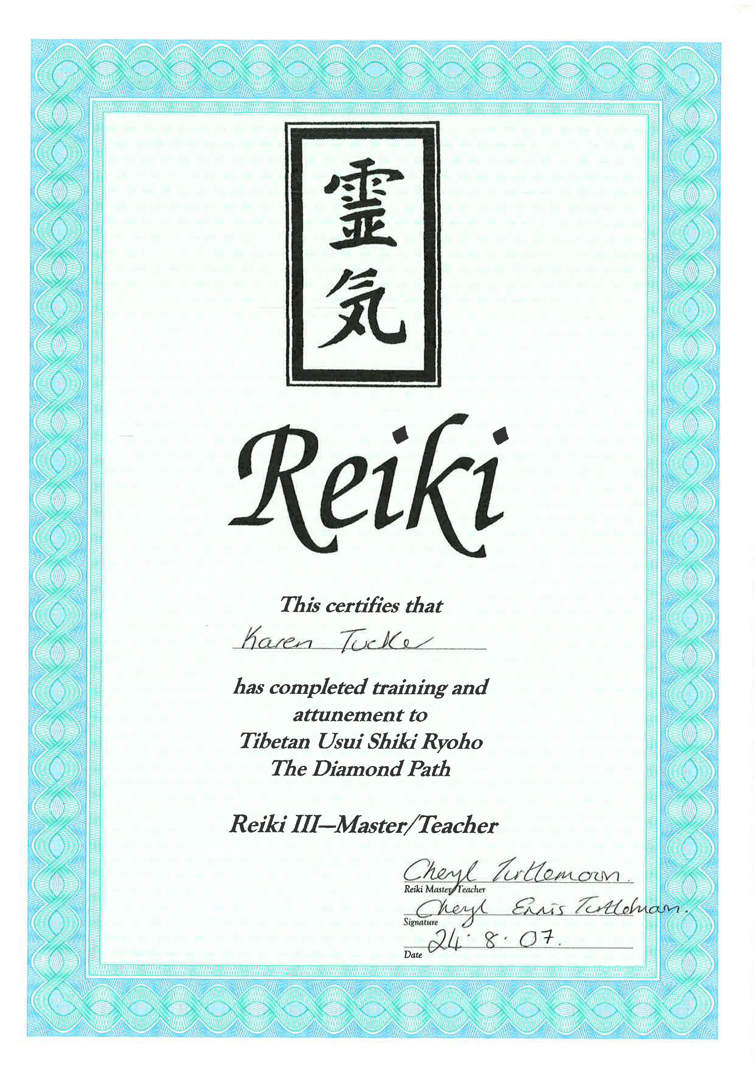 Reiki Embrace Healing