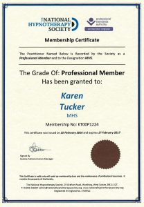 Hypnotherapy membership
